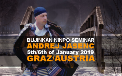 5./6. Jan 2019 – Andrej Jasenc in Graz