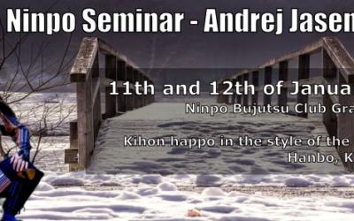 11./12. Jan. 2020 – Dai-Shihan Andrej Jasenc in Graz